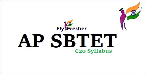 AP-SBTET-C20-Syllabus