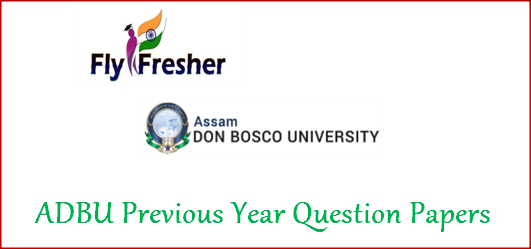 adbu-previous-question-papers