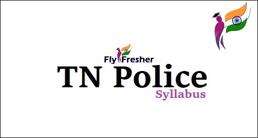 TN-Police-syllabus