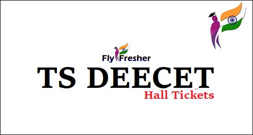 TS-DEECET-Hall-Ticket, TS-DEECET, DEECET