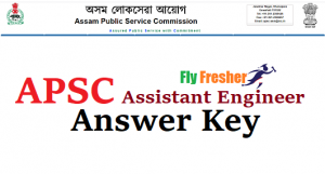 APSC-Assistant-Engineer-Answer-Key