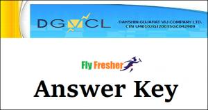DGVCL-Vidyut-Sahayak-Answer-Key