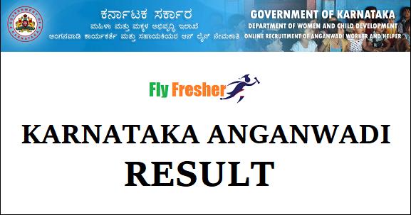 Karnataka-Anganwadi-Result