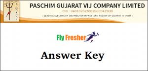 PGVCL-Answer-Key
