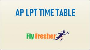 AP-LPT-TIME-TABLE